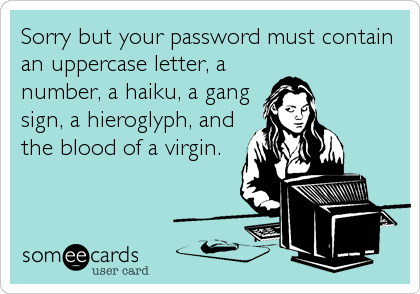 Password Tips and Safety